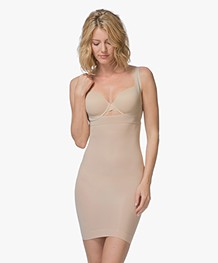 SPANX® Shape My Day Open-Bust Slip - Natural