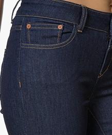 Closed Baker Long Skinny Jeans - Rinse Wash