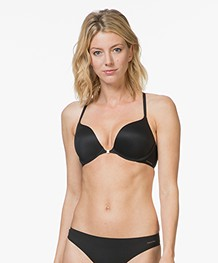 Calvin Klein Perfectly Fit Multi-Way BH - Zwart