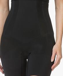 SPANX® OnCore High-Waist Short - Zwart