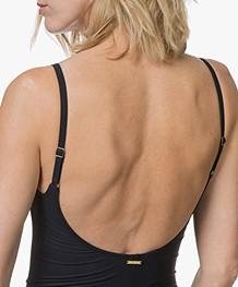 Calvin Klein Classic Wrap Badpak - Zwart