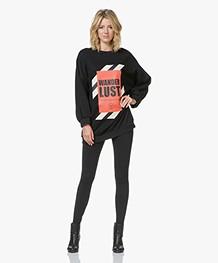 SPANX® Look At Me Now Seamless Leggings - Zwart