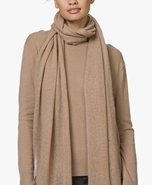 Filippa K Cashmere Sjaal - Camel