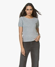Resort Finest Lido Pullover with Round Neck  - Grey