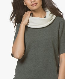 extreme cashmere N°8 Multifunctioneel Accessoire - Cream