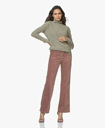 Majestic Filatures Pure Cashmere Coltrui - New Army Mêlee