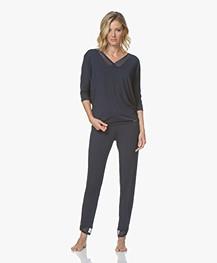 Calvin Klein Pyjamabroek in Modal Jersey - Shoreline