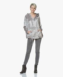 Drykorn Pull Lyocell Denim Skinny Jeans - Middengrijs