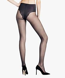 FALKE Shaping Top 20 Panty - Zwart