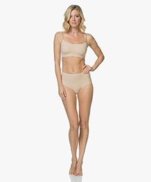 Calvin Klein Invisibles High Waist Hipster - Bare