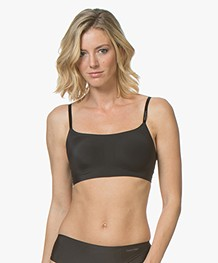 Calvin Klein Invisibles Lightly Lined Bralette - Zwart