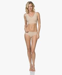 Calvin Klein Invisibles Light Lined Bralette - Bare