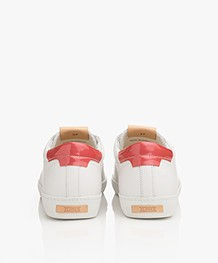 Closed Leren Sneakers - Wit