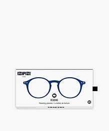 IZIPIZI READING #D Reading Glasses - Navy Blue Soft