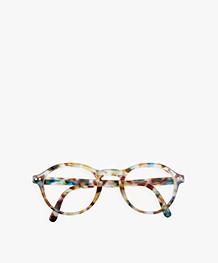 IZIPIZI READING #F Leesbril -  Blauw Tortoise