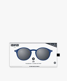 IZIPIZI SUN READING #D Reading Sunglasses - Navy Blue/Grey Lenses