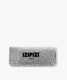 IZIPIZI SUN #E Sunglasses - Khaki/Grey Lenses