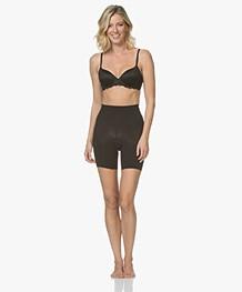 SPANX® Mid-Thigh Power Short - Zwart
