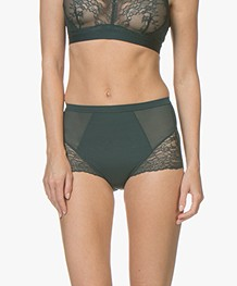 SPANX® Spotlight on Lace Slip - Malachite