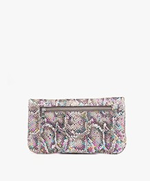 Zadig & Voltaire Rock Wild Schoudertas/Clutch - Multicolor