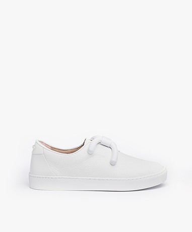 An Hour And A Shower Livia Slip-on Sneakers - Wit