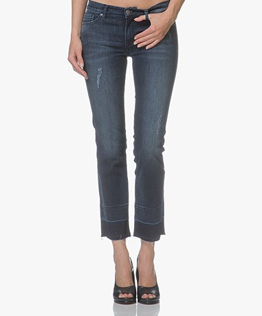 BOSS J30 Nashville Skinny Jeans - Bright Blue