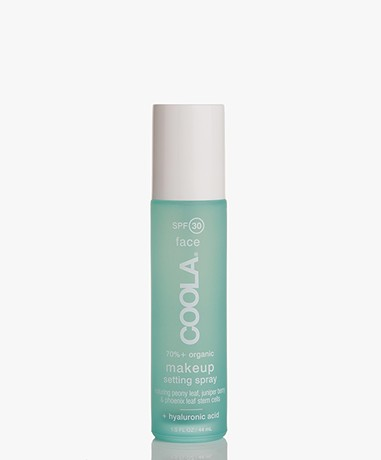 COOLA Make-Up Setting Spray SPF 30 - Juniper Berry/Peony & Phoenix Leaf