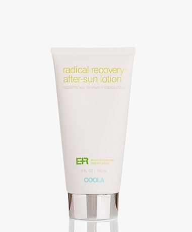 COOLA Radical Recovey Ecocert Organic AfterSun Lotion