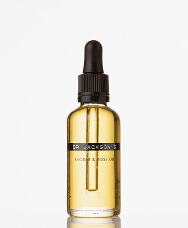 Dr Jackson's Baobab & Rose Oil - 50mL