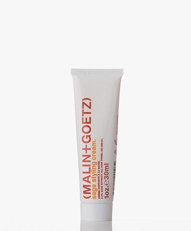 MALIN+GOETZ Sage Styling Cream Travel Size