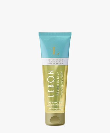 Lebon Rhythm Is Love Toothpaste 25ml - Ylang Ylang/Yuzu/Mint