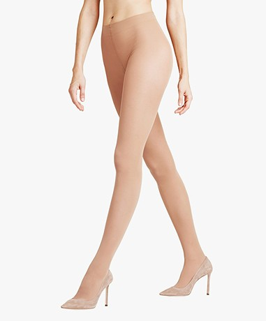 FALKE Matt Deluxe 30 Den Tights - Powder