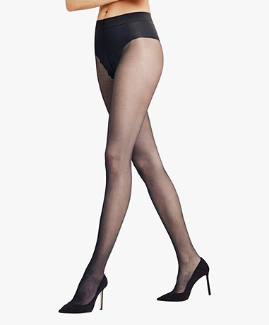 FALKE Shaping Top 20 Panty - Zwart