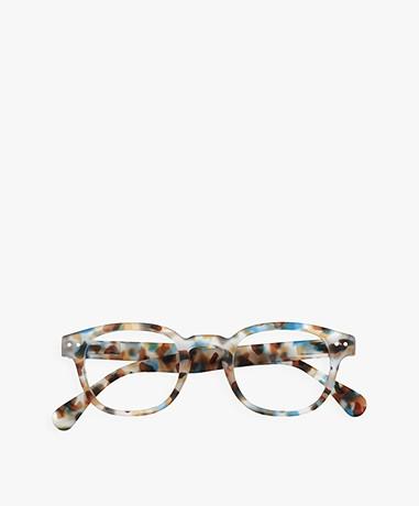 Izipizi READING #C Reading Glasses - Blue Tortoise