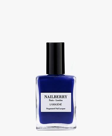 Nailberry L'oxygene Nail Polish - Maliblue