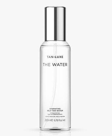 TAN-LUXE The Water Hydrating Self-Tan Water - Light/Medium 200ml