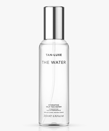 TAN-LUXE The Water Hydrating Self-Tan Water - Medium/Dark 200ml