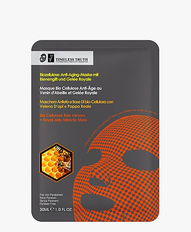 Timeless Truth Mask Bio Cellulose Bee Venom + Royal Jelly Miracle Mask