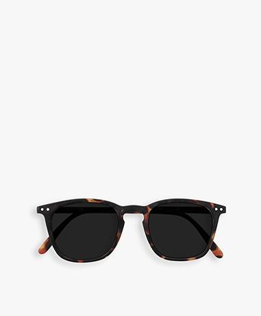 IZIPIZI SUN READING #E Reading Sunglasses - Tortoise/Grey Lenses