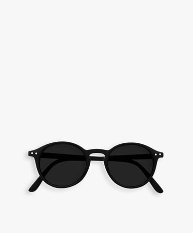 IZIPIZI SUN #D Zonnebril - Zwart/ Grijze Glazen