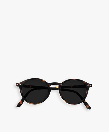 IZIPIZI SUN READING #D Reading Sunglasses - Tortoise/Grey Lenses