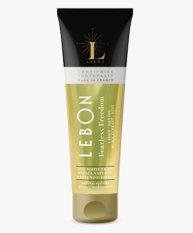 Lebon Fearless Freedom Toothpaste - Black Currant/Mint