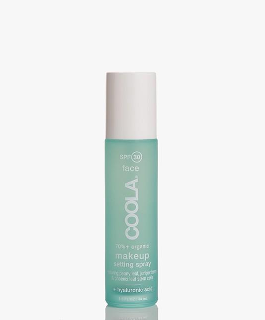COOLA Make-Up Setting Spray SPF 30 - Juniper Berry/Peony & Phoenix Leaf