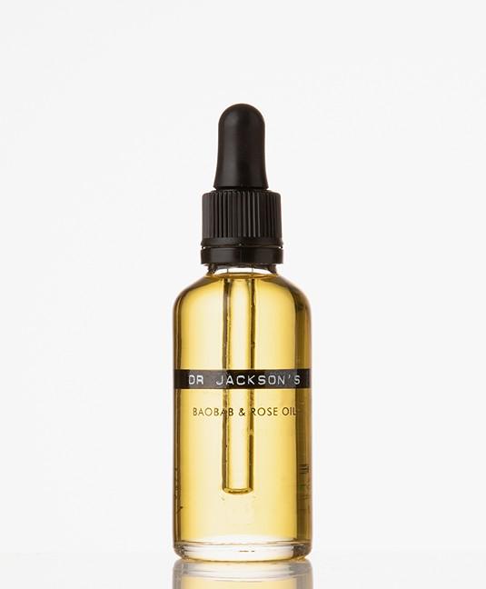 Dr Jackson's Baobab & Rose Oil