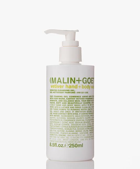 MALIN+GOETZ Vetiver Hand+Body Wash