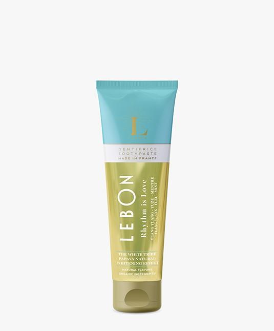 Lebon Rhythm Is Love Toothpaste 25ml - Ylang Ylang/Yuzu/Mint