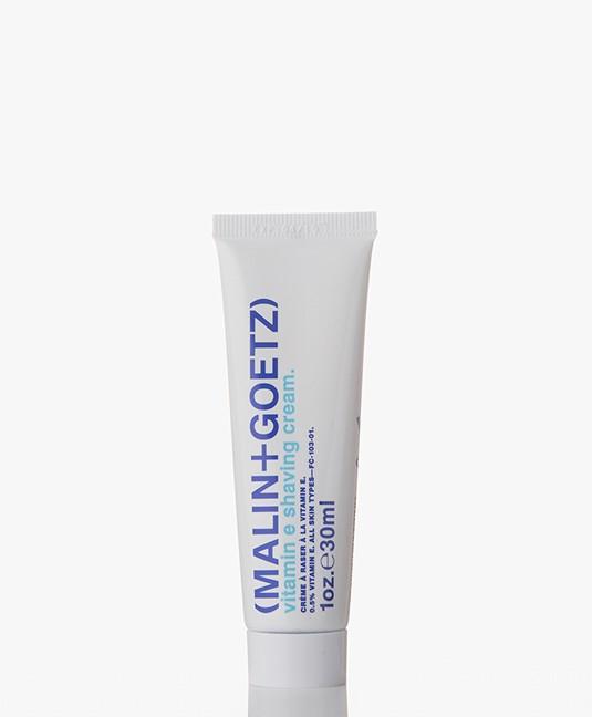 MALIN+GOETZ Vitamin E Shaving Cream Travel Size