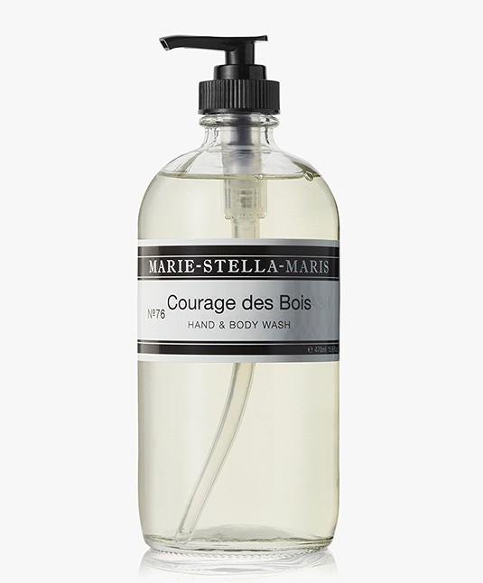 Marie-Stella-Maris Hand & Body Wash - No.76 Courage des Bois