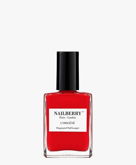 Nailberry L'oxygene Nagellak - Cherry Chérie
