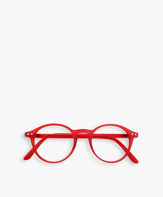 IZIPIZI READING #D Leesbril - Red Crystal